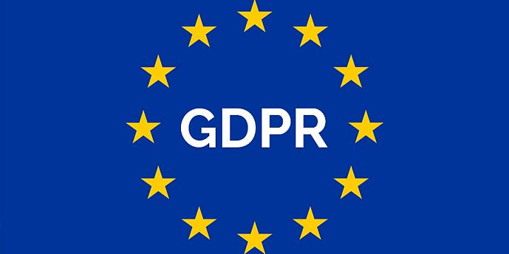 Information about GDPR